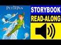 Peter Pan Read Along Story book | Peter Pan Storybook | Read Aloud Story Books for Kids