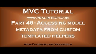 Part 46   Accessing model metadata from custom templated helpers
