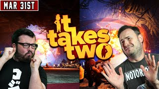 Sips Plays It Takes Two with Ravs! - (31/3/21)