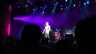 Todd Adamson sings THE IMMPOSSIBLE DREAM