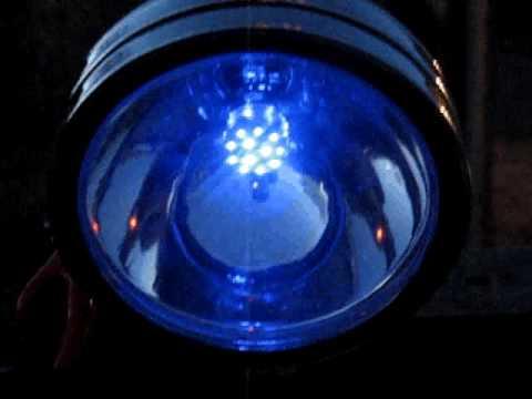 HuntSports.com Wild Boar Hog Hunting LED Night Hunting Feeder Lights Plans Kits Solar Power
