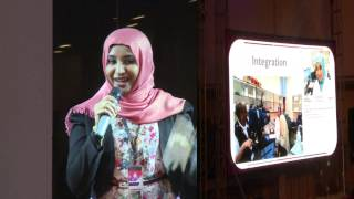 التخصص الوظيفي : جمِّع تسُد | Salma Elgaili | TEDxOmdurman
