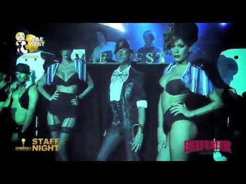 MAE WEST GRANADA -2011- STAFF NIGHT - WALLY LOPEZ - SILICONE SOUL (official)