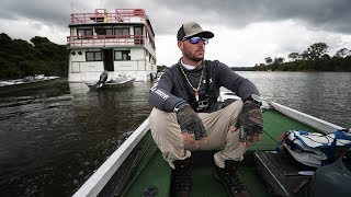 Chasing Down The Ultimate Amazonian River Monster!! (EP.4)