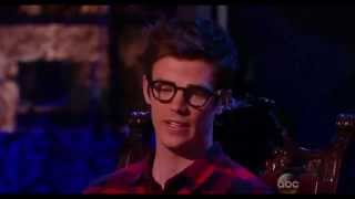 Grant Gustin Interview on The View
