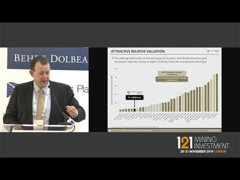 Presentation: First Mining Gold - 121 Mining Investment London Autumn 2019