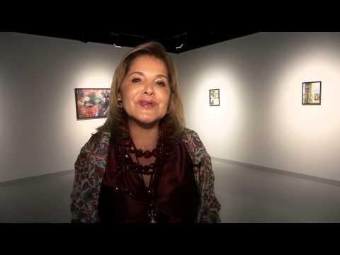 VVIP opening of 3 exhibitions at Katara Cultural Village