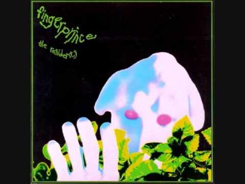 The Residents - Fingerprince (1977) [Full Album]