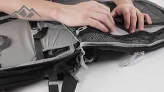 Osprey Farpoint 40 Travel Bag Charcoal Slate - www.simplyhike.co.uk