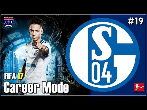 FIFA 17 Schalke 04 Career Mode: Debut Leonardo Bittencourt &