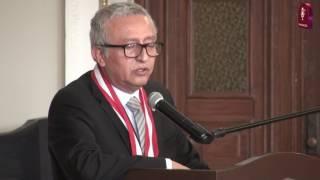 Tema: Inauguración de la Cátedra Internacional Humberto Rotondo Grimaldi