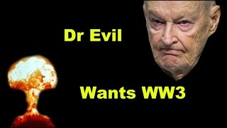 Dr Evil Actually Wants World War 3