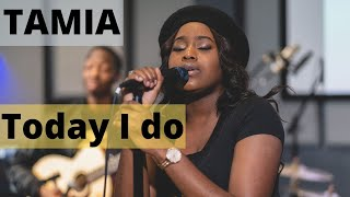 """DNA Unplugged"" Today I Do - Tamia (Cover)"