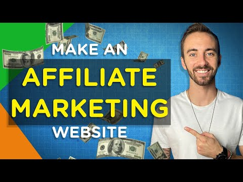 How To Create an Affiliate Marketing Website | Step-by-Step Tutorial 2020