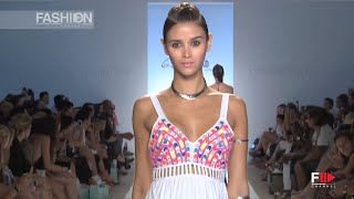 """SHORE ROAD by POOJA"" Miami Fashion Week Swimwear Spring Summer 2015 HD by Fashion Channel"