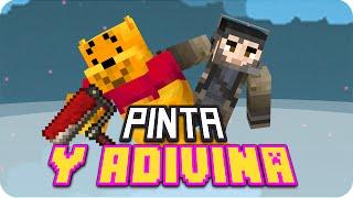 Pínta un ciruel! | Minecraft Pinta y Adivina