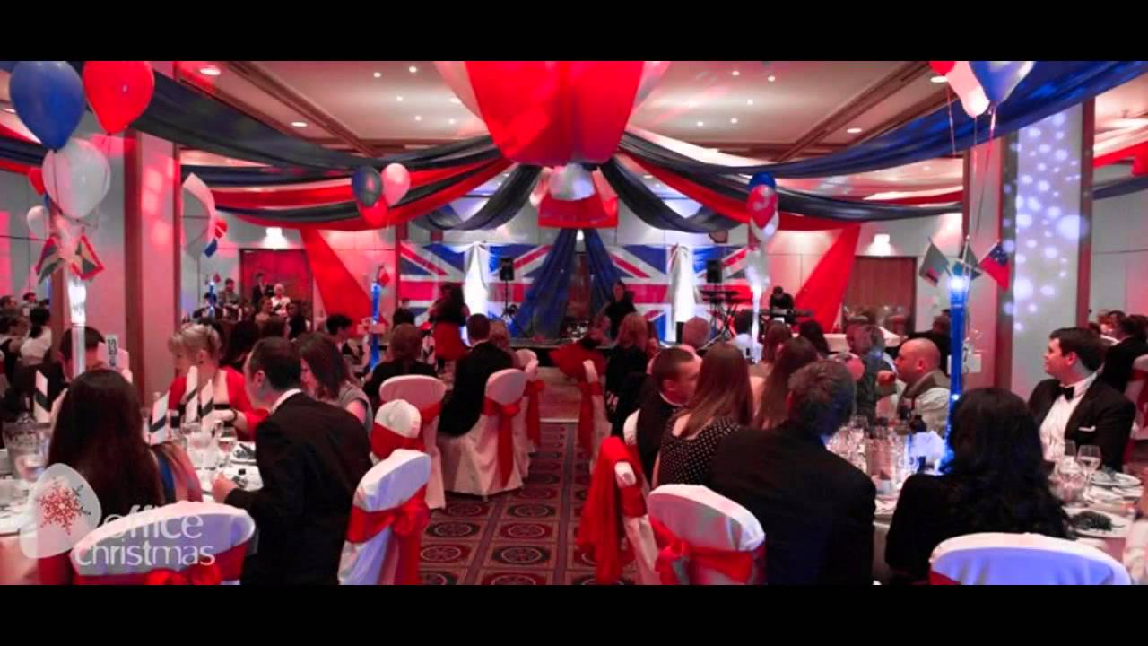 Corporate Party Themes Decorations Ideas