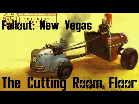 Fallout: New Vegas Cut Content Would Have Drastically