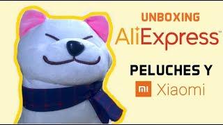 Mis COMPRAS de Aliexpress: ¿PERROS de peluche?: #Unboxing