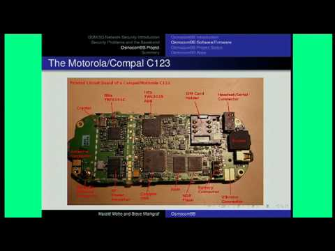 27c3: Running your own GSM stack on a phone (en)