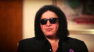 Gene Simmons explains why