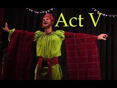 A Midsummer Night's Dream, Act 4, Scene 2, & Act 5