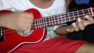 PG||beribu bintang coveer ukulele