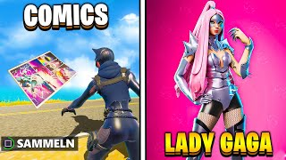 😢 6 GELÖSCHTE UPDATES MIT LADY GAGA LIVE EVENT | Fortnite Top 5 Ranking Deutsch