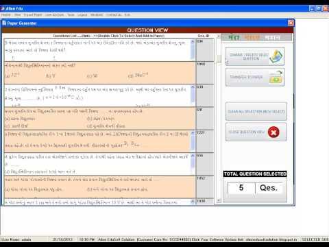 Paper Generator Software Alien Edusoft New Version