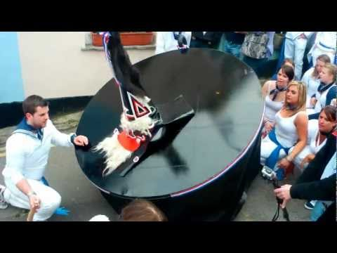 Obby Oss Day In Padstow 2012-Part 8.MP4
