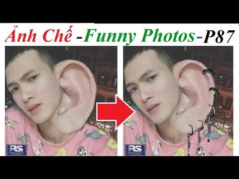 💥Ảnh Chế  – Funny Photos (P 87) Đôi Tai Siêu To Khổng Lồ – Photoshop Trolls