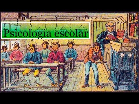 Видео Atuação do psicologo escolar no ensino fundamental do segundo segmento