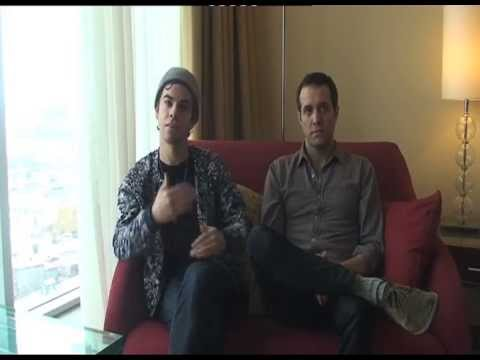Electric Guest (Interview, Part 1) Warsaw 22/02/2013