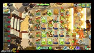 Plants Vs Zombies 2: New Ice Ages Plant Sap Fling New Zombies Revealed