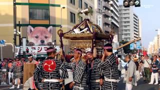 八王子まつり「終日 」、8月9日、JR八王子駅下車徒歩約5歩で、国道2...