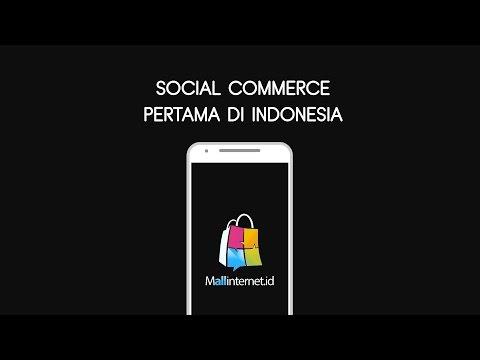 Mallinternet.id - Social Commerce Pertama di Indonesia