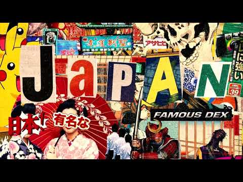 Famous Dex - Japan [Official Instrumental]
