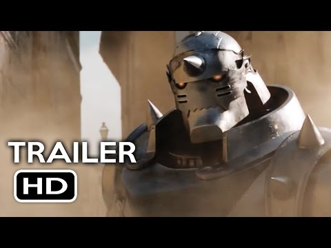 Thumbnail: Fullmetal Alchemist Live-Action Official Trailer #2 (2017) Action Movie HD