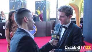 AACTA Awards 2014 Red Carpet Interviews