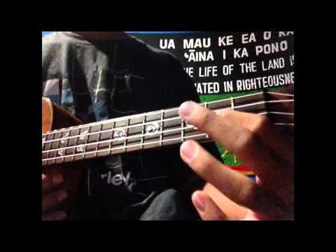 Ukulele Tutorial For Safe And Sound Rebelution - YouTube