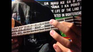 Ukulele Tutorial For Safe And Sound Rebelution