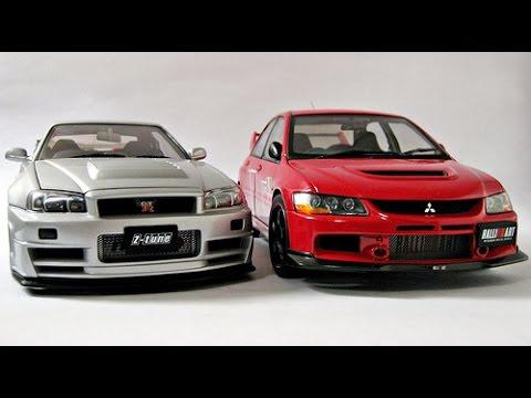 Nissan Skyline R33 Gtr Vs Mitsubishi Lancer Evo Ix Youtube