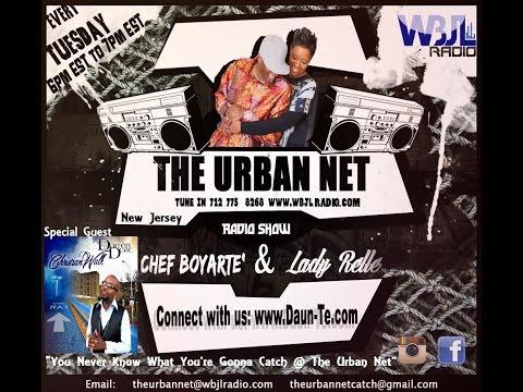 "The Urban Net Radio Show ""Darren Deac  New Jersey"" 8 -30- 16"