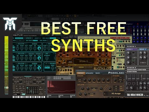 Best Free Synth Vst 2020 Best FREE Synth VST Plugins | Top 10 (2018)   YouTube