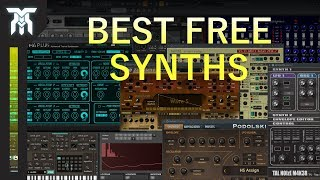 Best Free Synths For Sound Design & Music   Top 10 (2018) - Transverse Audio