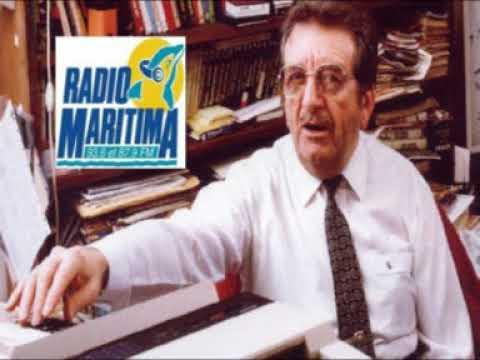 "Jimmy Guieu interviewé sur ""Radio Maritima"" (1994)"