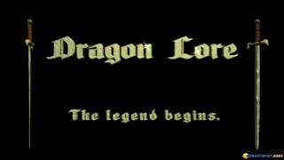 Dragon Lore: The Legend Begins gameplay (PC Game, 1994)