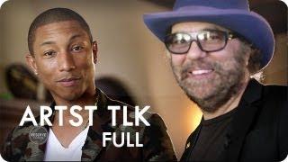 Daniel Lanois & Pharrell Williams at Home in the Studio | ARTST TLK™ Ep. 7 Full | Reserve Channel