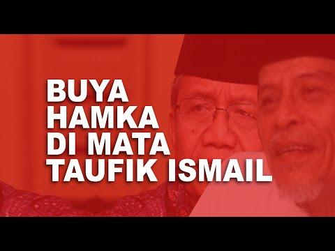 Sosok Buya Hamka dimata Bapak Taufik Ismail