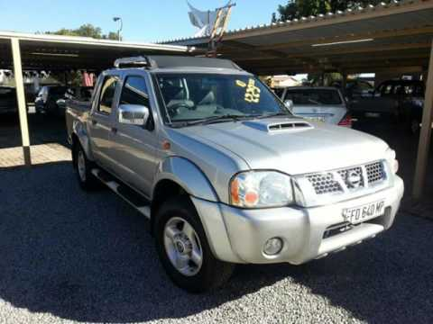 2010 NISSAN HARDBODY NP300 2.5 TDi HI-RIDER P/U D/C Auto For Sale On Auto Trader South Africa